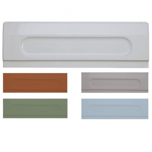 Bath Front, Side Panel - 1700mm - Various Colours